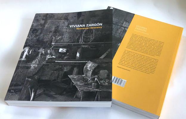 Itinerancy Book Pic Viviana Zargon